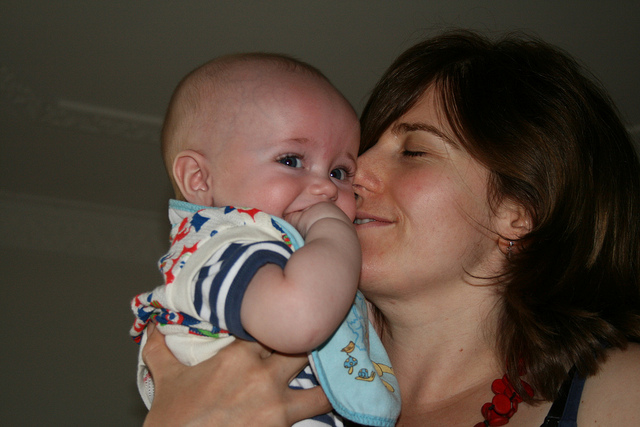 A first Mothers' Day