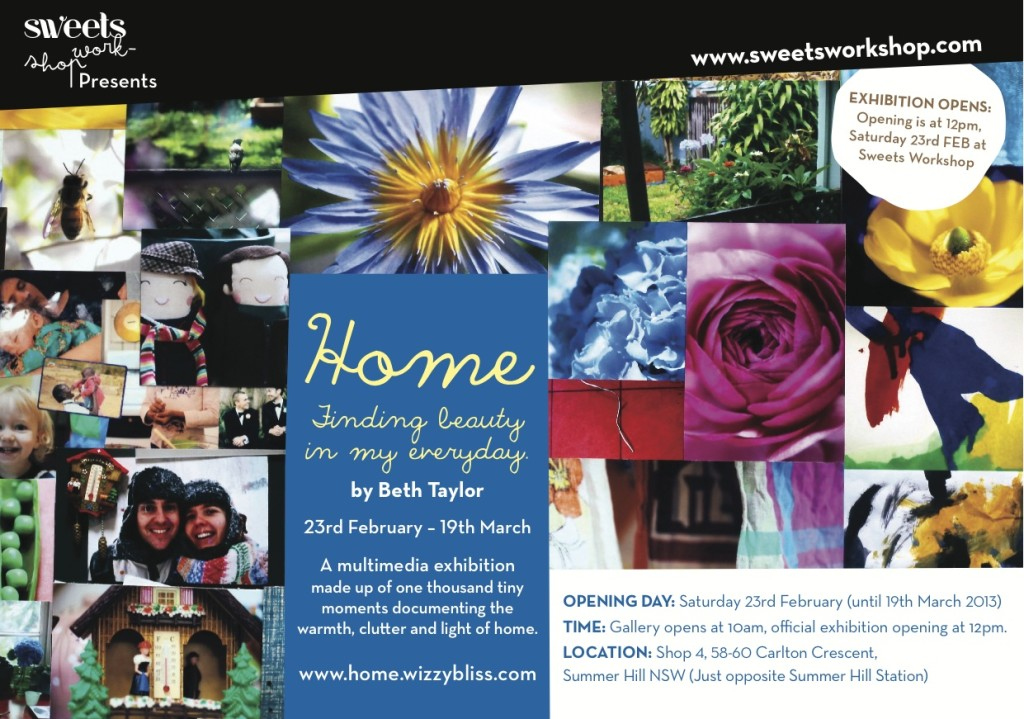 Home flyer