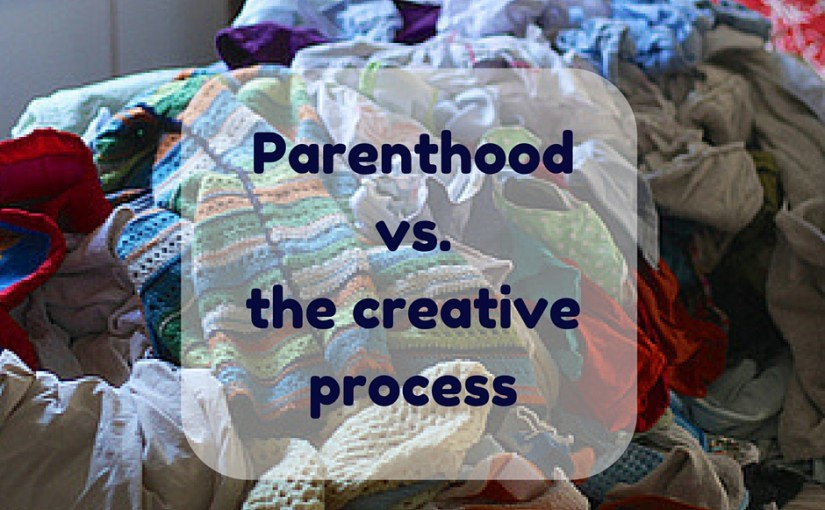 Parenting vs. the creative process