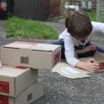 Making packaging